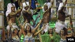 Después del Carnaval de Río, el Carnaval de Salvador es el segundo mayor en Brasil.