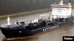 Mürettebatının altı üyesi kaçırılan Türk tankeri