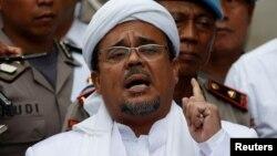 Habib Rizieq atau Muhammad Rizieq Shihab tengah menghadapi kasus hukum di Arab Saudi (foto: ilustrasi).