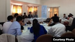 TPPRC holds 13th Youth leadership workshop