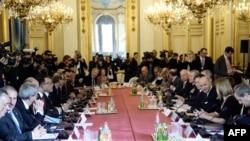 2015年6月2日巴黎反伊斯兰国联盟外长会