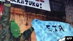 Bask separatist qrupu ilə əlaqəsi olduğundan şübhələnilən 10 adam nəzarət altına alınıb