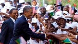 U.S. Helping Africa Rise