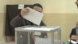 2011-11-25 粵語新聞: 摩洛哥舉行議會選舉