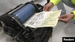 Falsificação de dinheiro