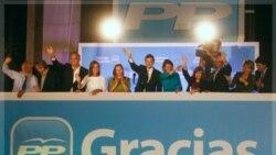 ماریانو راخوی، نخست وزیر منتخب اسپانیا می گوید تنها دشمنانش بیکاری، بدهی بیش از حد و رکود اقتصادی اسپانیاست