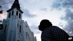 Crkva u Čarlstonu u kojoj je ubijeno devet vernika