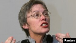 Sidney Jones, Direktur Eksekutif Institute for Policy Analysis of Conflict atau IPAC (foto: Reuters).