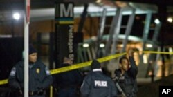Napadač koji je otvorio vatru na policajce kod Pentagona podlegao ranama