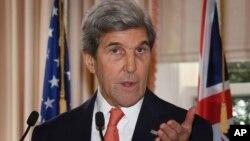 Госсекретарь США Джон Керри. Новая Зеландия. 13 ноября 2016 г.