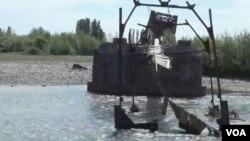 თაგილონი-შამგონას დამაკავშირებელი ხიდი რუსებმა 2016 წლის აპრილში გადაჭრეს