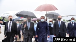 روسی وزیرِ خارجہ دو روزہ دورے پر منگل کو اسلام آباد پہنچے ہیں۔