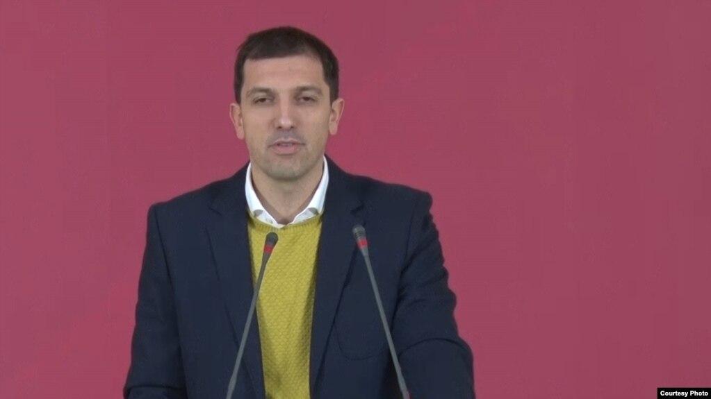 Jep dorëheqje nënkryetari i parë i Vetëvendosjes, Dardan Sejdiu