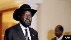 Le président du Soudan du Sud, Salva Kiir, négocie toujours un accord de paix avec son homologue Omar el-Béchir