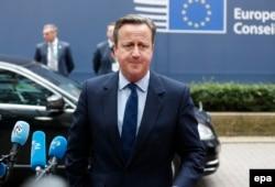 Başbakan David Cameron