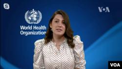 Aleksandra Kuzmanović, Svetska zdravstvena organizacija