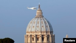 Pope Benedict Bids Goodbye