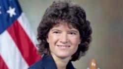 [인물 아메리카 오디오] 미 최초의 여성 우주비행사, 샐리 크리스틴 라이드