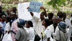 Sangano re Zimbabwe Nurses Association Rinoti Vana Mukoti Vari Kuramwa Mabasa Vachange Vachirapa Varwere Pachena Mangwana kuUnity Square