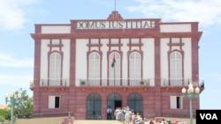 Tribunal da cidade do Namibe