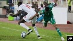 Coupe d'Afrique de football : Algérie contre Sénégal