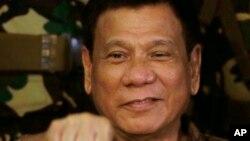 菲律賓總統杜爾爾特