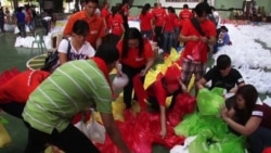 Volunteers Launch Grassroots Effort to Aid Typhoon Victims