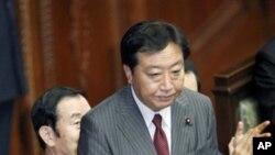 日本前財政大臣野田佳彥星期二獲得國會確認出任日本首相