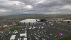 2015-02-01 美國之音視頻新聞: 美國星期日舉行超級碗美式足球決賽