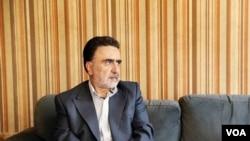 مصطفی تاجزاده، داوطلب نامزدی مقام ریاست جمهوری- عکس ایلنا