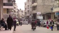 Dîmenên Nû ji Navenda Bajarê Efrînê