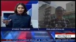 Laporan Langsung VOA untuk Metro TV: Hari Terakhir Konvensi Nasional Partai Demokrat