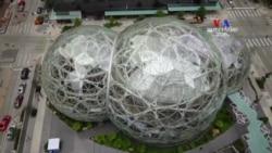 ԲԱՐԻ ԼՈՒՅՍ. Ինեսա Մխիթարյան՝ Տեխնոլոգիական հսկա Ամազոնի նոր գրասենյակը