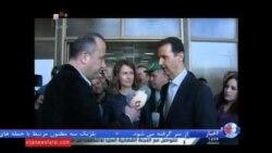برگزاری انتخابات پارلمانی سوریه همزمان با مذاکرات صلح ژنو