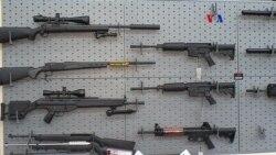 Congreso de EE.UU. vota sobre control de armas