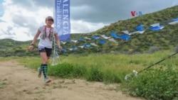 Diaspora Indonesia Ikut Lomba Lari Marathon Ultra Virtual