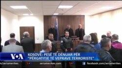Kosove, 5 te denuar per veprimtari terroriste