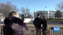 White House Gets Taller, Tougher Fence to Stop Intruders