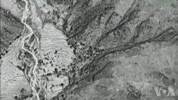 Explosion de la méga bombe américaine dans l'est de l'Afghanistan (vidéo)