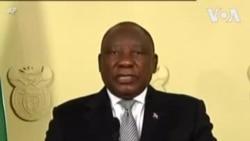 南非总统警告民众疫情凶险:风暴正向我们袭来
