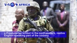 VOA60 Africa - 78 Students, Principal Kidnapped in Cameroon
