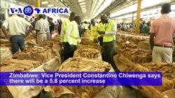 VOA60 Africa - Rwanda: Forty-four African nations sign a free trade agreement