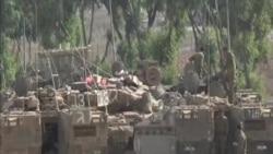 以色列星期六繼續加沙地面攻勢
