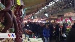 Geryanek Nav Bazara Ulusê ya li Enqerê