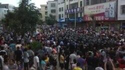广东化州村民抗议火葬场项目 警民冲突后官方让步