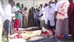索馬里民眾抗議政府軍打死平民
