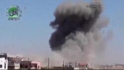 Halktan IŞİD'e Karşı Mücadeleye Destek