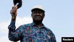 Pemimpin oposisi Kenya, Raila Odinga.