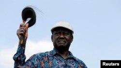 Umunyapolitiki Raila Odinga wo muri Kenya