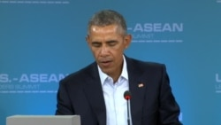 Obama Seeks to Solidify America as Leader in SE Asia